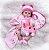 Bebê Reborn Minnie - Imagem 5