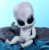 Bebê Neytiri Reborn Alien - Imagem 2