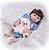 Bebê Reborn Aline - Imagem 3