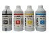Kit Refil Tinta Compatível Epson L200 L210 L355 L555 com 4 cores de 1L - Imagem 1