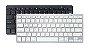 Teclado Wireless Bluetooth Keyboard 9h  h-704 - Imagem 3
