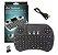 Mini Teclado Wireless Keyboard com Touchpad Usb Android Console e Tv - Imagem 1