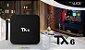 TX6 Android 9.0 CAIXA DE TV H6 Quad Core 32gb 3gb ram - Imagem 3