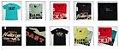 Camisetas Recorte Laser Gola Redonda - 5 Peças - Imagem 8