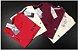 KIT 10 Camisetas Deluxe Malha Premium 100% Algodão. - Imagem 10