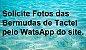 BERMUDAS DE TACTEL EM MICRO FIBRA TODAS COM BOLSO 10 PEÇAS - Imagem 3