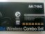 Kit Teclado + Mouse Wireless Combo Set 2,4ghz 1200dpi - Imagem 4