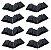 Embalagem Plástica Para Toner Compatível 24 x 49 Preto Brilhante  - Imagem 1