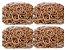 Clip Universal para Cartuchos Jato de Tinta Séria 800 600 3000 HP Canon Lexmark - Imagem 2