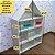 Casinha estante organizadora infantil  - Imagem 7