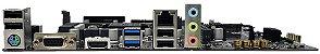 PcWare IPMH510G Chipset H510 Intel LGA 1200 mATX DDR4 (GIGABYTE) - Imagem 3