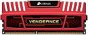 Memória CORSAIR Vengeance Vermelha 16GB (2 x 8GB) DDR3 1600Mhz (CMZ16GX3M2A1600C10R) - Imagem 3