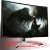 "Monitor Gamer AOC Agon 32"" Tela Curva 4ms 144Hz Full HD (AG322FCX/75) - Imagem 9"