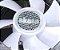 Fan Akasa 8cm Ultra Quiet c/ LED Branco (AK-FN054) - Imagem 2