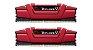 G.Skill Ripjaws V, 16GB (2x8GB) 3600MHz (PC4 28800) CL19 1.35V (F4-3600C19D-16GVRB) - Imagem 1