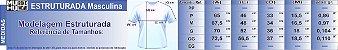 Camisetas Muhu Link Thermal Dry Masculino Azul Marinho - Imagem 6