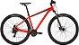 Bicicleta Cannondale Trail 7 Vermelho 24 velocidades Tamanho L - Imagem 1