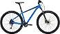 Bicicleta Cannondale Trail 5 Azul 18 velocidades Tamanho M - Imagem 1
