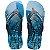 Chinelo Havaianas Surf Azul tam 41/42 - Imagem 1