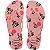 Chinelo Havaianas Slim Disney Minnie Rosa Tam 33/34 - Imagem 1