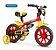Bicicleta Infantil Nathor Aro 12 Motor X - Imagem 1