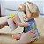 Boneca Baby Alive Hasbro Pequena Artista Loira  - Imagem 3