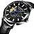 Relógio masculino Guanqin Since - Imagem 4