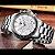 Relógio masculino Lige Steel - Imagem 3