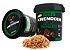 Pasta de amendoim integral granulada Mandubim 450g - Imagem 2
