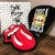 Placa Decorativa MDF Alto Relevo Laqueada Rolling Stones - Imagem 2