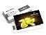 Cartão de Visita Couchê 300g UV FR 9x5 - 4x1 - 1000 UNID - Imagem 2