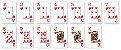 Baralhos Personalizados Tradicional 1 Jogo - Caixa Personalizada. - Imagem 3