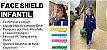 Máscara de Proteção Face Shield Comfort Infantil - Imagem 2