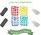 Kit Degustação  Xadrex - 4 fraldas e 4 absorventes - Imagem 1