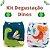 Kit Degustação Dinos - Alvababy - 2 fraldas e 2 absorventes - Imagem 1