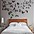 Adesivo de Parede Galhos, Folhas e Pássaros - Imagem 1