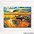 Quadro Decorativo Mar e Por do Sol - Imagem 1