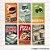 Kit Quadro Decorativo Vintage - Imagem 1