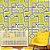 Papel de Parede Texturizado Autocolante Infantil Pisca de Carros - Imagem 1