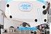 Overloque Eletrônica Jack 4 fios modelo E4 Com Embutidor de Corrente - Imagem 3
