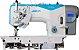 Máquina Pespontadeira 2 agulhas Eletrônica Jack com Desligamento JK58720J405 - Imagem 1