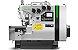 Máquina Overloque 4 fios Zoje B9500-13-ED3-02 Levante + Corte + Sucção - Imagem 1