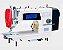 Reta Eletrônica Vega VG E70-D4 (corte de linha, arremate e levante calcador)  - Imagem 1
