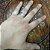 Anel giratório masculino Prata - Imagem 4