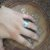 Anel em Prata Bali 925  masculino - Imagem 2