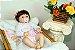Roupa Reborn Body Rosa Para Bonecas de 50cm a 55cm - 76RHT7X73 - Imagem 2