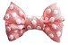 Bico de Pato Lacinho Bianca P ( 5 x 3 cm ) - Imagem 14
