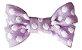 Bico de Pato Lacinho Bianca P ( 5 x 3 cm ) - Imagem 9