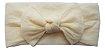 Turbante Laço em Meia de Seda (9 x 6 cm) - Imagem 15
