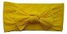 Turbante Laço em Meia de Seda (9 x 6 cm) - Imagem 7
